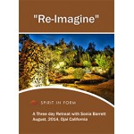 Re-Imagine Retreat 2014 - Three day retreat in Ojai, Ca