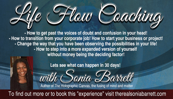 Life flow coaching