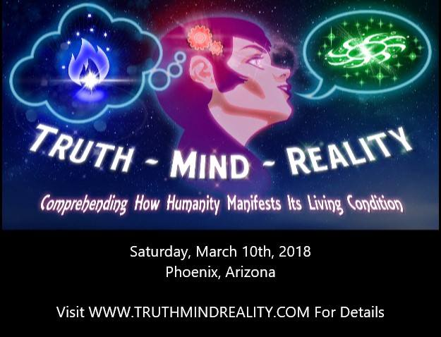 Truth mind conference Arizona